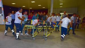 Muğlada 2 ayrı trafik kazasında: 1 ölü, 13 yaralı