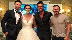 Survivorın yıldızı Merve Aydın evlendi