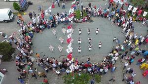 Arhavide kültür sanat festivali coşkusu