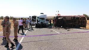 Gaziantepte katliam gibi kaza: 8 ölü, 19 yaralı/ Ek fotoğraflar