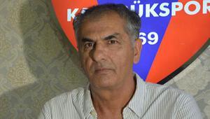 Kardemir Karabükspor Teknik Direktörü Fikret Yılmaz: Mücadele ettik ancak olmadı