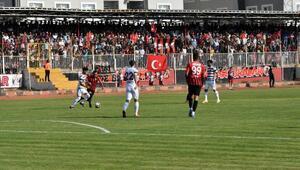 Van Büyükşehir Belediyespor - Karşıyaka: 0-0