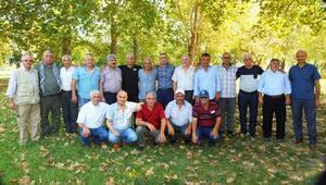 Komando erleri, 34 yıl sonra Bigadiçte buluştu