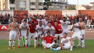 Gazişehir Gaziantep, Hatayı tek golle geçti