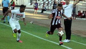 Hatayspor - Gazişehir Gaziantep FK: 0-1