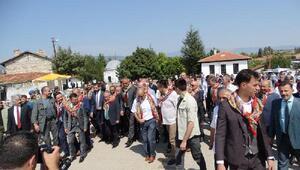 Hayme Anayı Anma ve Göç Şenliklerine Bakan Ersoy da katıldı