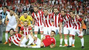 Samsunspor - Amed Sportif Faaliyetler: 1-0