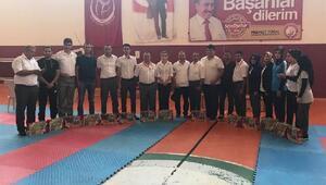Konya Karate Şampiyonası Seydişehirde yapıldı
