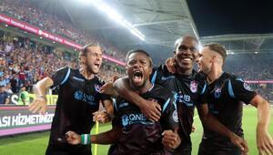 Trabzonspor, evinde gülüyor