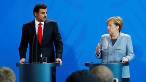 Katar, Alman şirketlerine milyarlarca euro yatırım yapacak