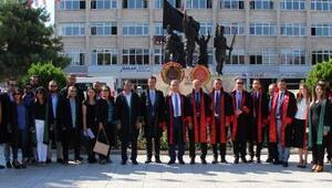 Burdurda adli yıl törenle açıldı