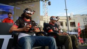 GameX 2018de her boydan drone Dronemanya etkinliğinde yarışacak