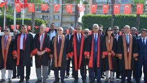 Adanada yeni adli yıl töreni