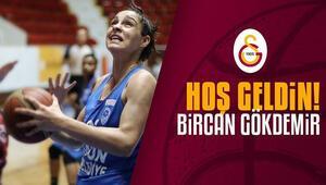 Galatasaray Kadın Basketbol Takımına takviye