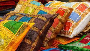 Çine yapılan ev tekstili ihracatı 5 katına çıktı