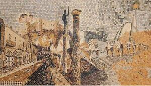 Sanko Sanat Galerisinde Mozaik Sergisi