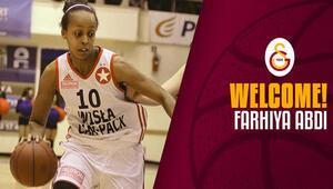 Galatasaray Kadın Basketbolda transfer