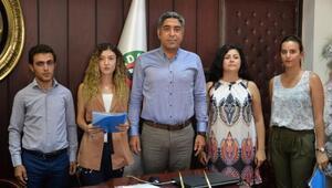 Adana Barosundan adliye çevresinde zehirlenen kedilerle igili suç duyurusu