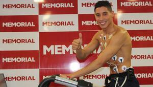 Abdelaziz Barrada sağlık kontrolünden geçti
