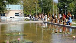 Nilüfer Sanat Parkı açıldı