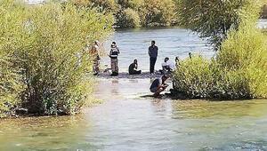 Fıratta facia: 2 kardeş boğuldu, 1 kişi kayıp