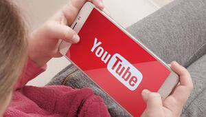 Çocuklar YouTube'da daha fazla vakit geçiriyor