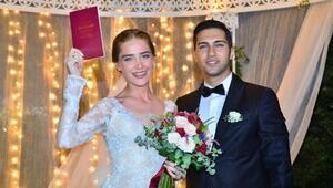 Simay ile Merte çifte düğün