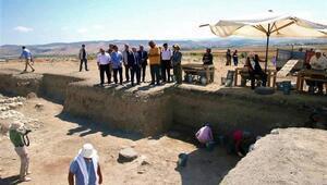 Bütün dünya izliyor Amasyada tarihi keşif