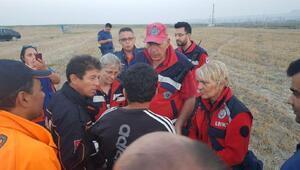 Kayıp genci kurtarma ekipleri buldu