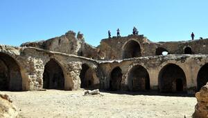Tarihi Mor Kuryakos Manastırı, turizme kazandırılacak