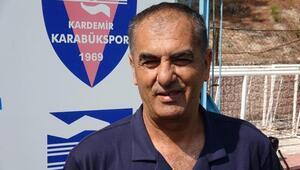 Kardemir Karabüksporda Fikret Yılmaz istifa etti