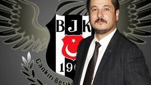Çankırı Beşiktaşlılar Derneğinden Fikret Ormana destek