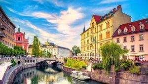 Büyüleyen güzellikleriyle: Slovenya