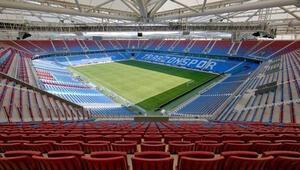 Trabzonda milli maç heyecanı