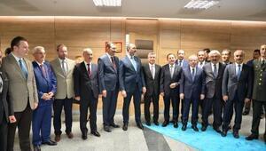 Bakan Gül, Bölge Adliye Mahkemesi açılışı için Sakaryada (2)