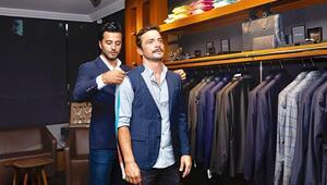 Ahmet Kurala özel dikim takım elbise