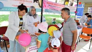 Osmaniyede halk sağlığı etkinlikleri