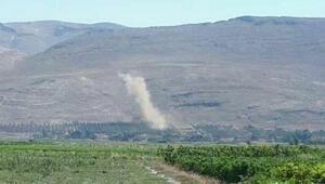 Son dakika Suriye ordusu topçu ateşiyle vurdu, Rusyadan açıklama geldi