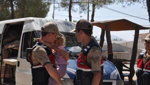İslahiyede sığınmacıların tahliyesi tamamlandı