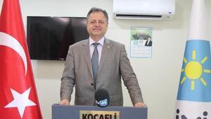 Kocaeli İYİ Parti il yönetimi, görevden istifa etti