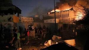Irak Ordusu, araçlarını bırakıp Basradan çekildi iddiası