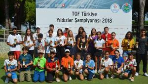 TGF Yerel Yıldızlar Şampiyonası 2. ayak müsabakaları sona erdi