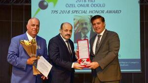 YÖK Başkanı Saraça Onur Ödülü