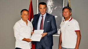 Fikret Orman: Beşiktaşın 15 yılını kurtaracağım
