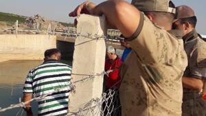 Sulama kanalına giren Suriyeli Muhammed boğuldu