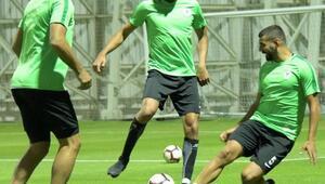 Atiker Konyasporda Fenerbahçe mesaisi başladı