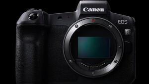 Canon EOS R ortaya çıktı