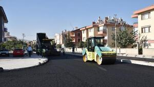 Selçuklu Belediyesi asfalt çalışmalarında rekora koşuyor