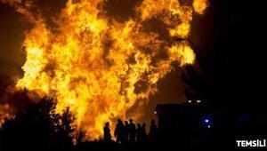 Çete hesaplaşmasında korkunç ihbar 7 kişinin içinde olduğu evi yaktılar