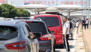 Kapıkule'de VIP toplantı: Gurbetçiler için ek peronlar geliyor